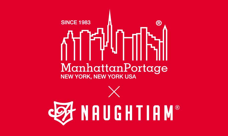 manhattan portage 別注
