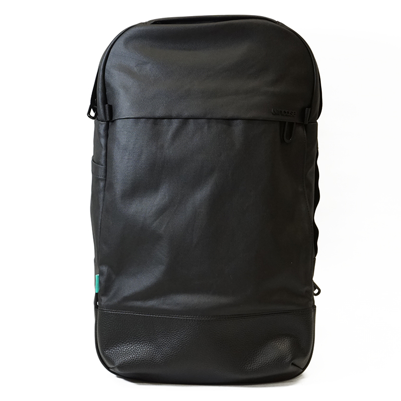 INCASE インケース別注 Canvas & Leather Backpack キャンバスレザーバックパック